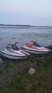 Great running seadoo.. With parts machine ..must go asap
