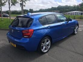 2012 BMW 1 SERIES 116I M SPORT HATCHBACK PETROL