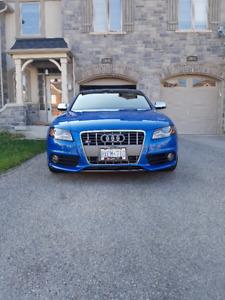 2011 Audi S4 - Rare color, low KMs