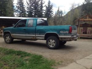 94 Chevy 1500 for sale