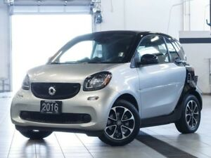 2016 smart fortwo passion 2dr Coupe