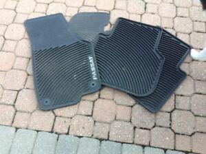 Floor mats for voxwagon Passat