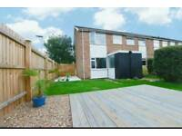 Spacious 2 bed flat to rent with private garden and garage in West Bridgford
