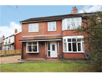 5 bedroom Semi-detached family home, Lakeside Avenue Great lever Bolton