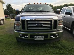 2008 F-250 diesel 2YEAR warrenty