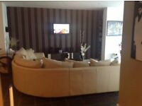 Beautiful flat to share - double room - Western Harbour, Leith Edinburgh -