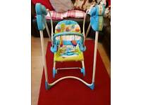 Fisher price 3 in 1 baby swing