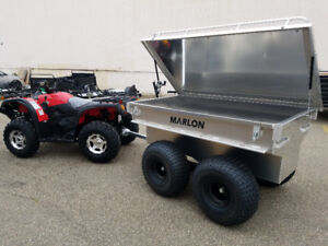 New 2017 Marlon Pull Behind ATV/Quad Trailer on Sale !!!