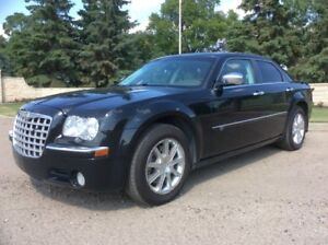 2008 Chrysler 300C, AUTO, AWD, LEATHER, ROOF, 109K, $11,500