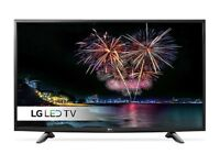 LG 43LF540V 43 inch 1080p FULL HD LED TV, 10months used - like new - excellent condition