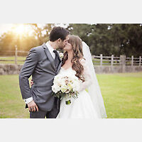 Wedding Videography!  Packages starting at $695!
