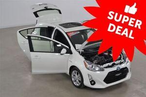 2016 Toyota Prius c TECHNOLOGIE (DÉMONSTRATEUR)