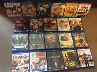 BLU-RAYS £4 Each or 3 for £10