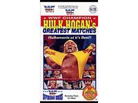 Hulk Hogans personal collection matches