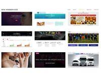 From £10 for page | Website design | Website development | SEO Optimization