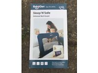 Baby Dan Bed Guard - Navy Blue