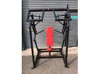 Plate loaded ISO shoulder press Commercial Gym equipment