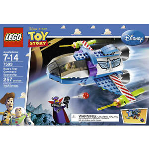 LEGO Toy Story Buzz Lightyear's Star Command Ship
