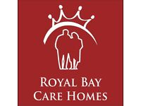 Part Time Cook for Care Home in Bognor Regis