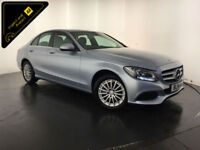 2014 MERCEDES-BENZ C220 SE EXECUTIVE BLUETEC 1 OWNER SERVICE HISTORY FINANCE PX