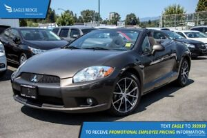 2012 Mitsubishi Eclipse Spyder GS AM/FM Radio and Air Conditi...