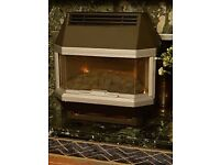 Baxi Arena Super Living Flame Effect Gas Fire