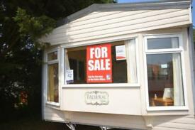 Static Caravan Steeple, Southminster Essex 2 Bedrooms 6 Berth Cosalt Balmoral