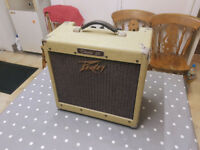 Peavey Classic 20 Tweed Valve Amp not 30 watt Made in the USA