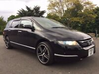 HONDA ODYSSEY 2.4 i-Vtec BLACK AUTO 2005 7 SEATER 64K NEW IMPORT