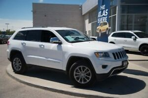 2016 Jeep Grand Cherokee 4x4 Limited - 100% accident free.
