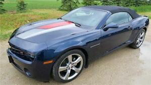 2012 Chevrolet Camaro 2LT Convertible  3.6L V6 323hp 278ft. lbs.