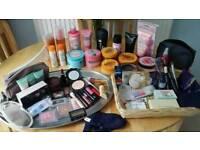 Make up and creams