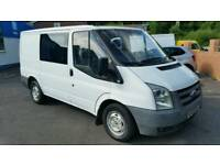 Ford Transit SWB Crewvan