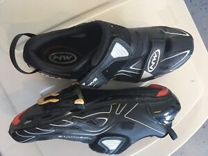 Road cycling shoes size 44