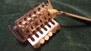 FLOYD ROSE TYPE BRIDGE....KIT