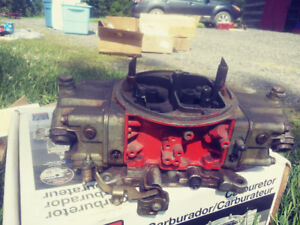 Holley carb for sale $60