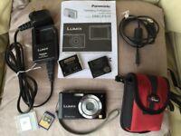Panasonic LUMIX camera bundle