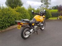 BMW GS1150 Great bike selling due to lack of use