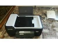 Lexmark Inkjet Printer/Photocopier/Scanner