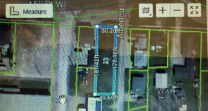 Commercial Lot in Tilbury, Ontario  ***For Sale***