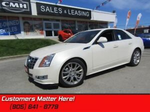 """2013 Cadillac CTS Performance Collection  V6 AWD NAV CAM 19""""-ALL"""