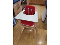 4-in-1 Highchair Knuma Connect