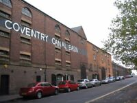 All inclusive *Cheap - £50p/w* CV1 shared office space