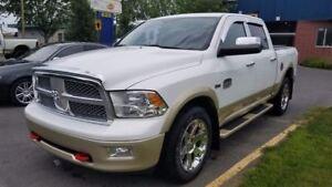 2011 Ram 1500 LARAMIE LONGHORN CREW CAB 4X4 - NAV + CUIR + TOIT!