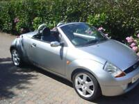 Ford Streetka 1.6 2003.5MY Luxury