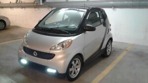 2015 Smart Fortwo Passion Coupe (2 door) UNDER WARRANTY!!