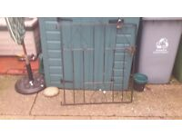 Metal gate 36x36 all the bits are here £15