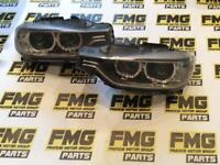 2014 2015 BMW 3 SERIES F30 F31 FRONT PAIR XENON LED HEADLIGHTS DRIVERS PASSENGERS RIGHT LEFT O/S N/S