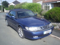 Lovely Saab 93 fully loaded Aero Convertible with Hot Pack options