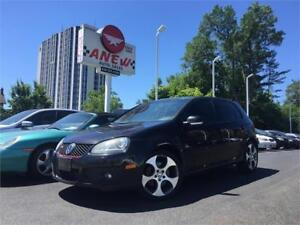 2008 Volkswagen GTI Navigation Leather Loaded No Accidents